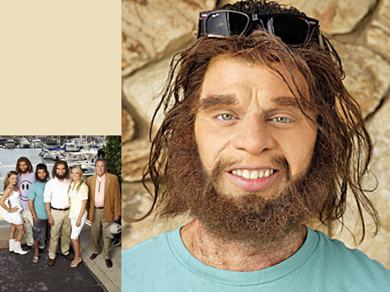 Old Caveman Show : Geico cavemen: are they black white or just very hairy
