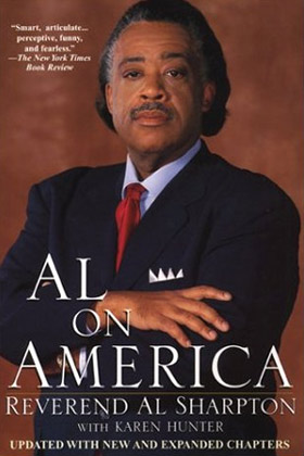 Al Sharpton on America book cover