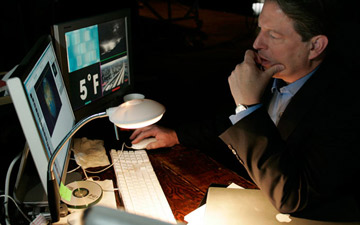 Al Gore Looking for truth