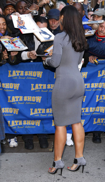 Alicia Keys - Late Show with David Letterman