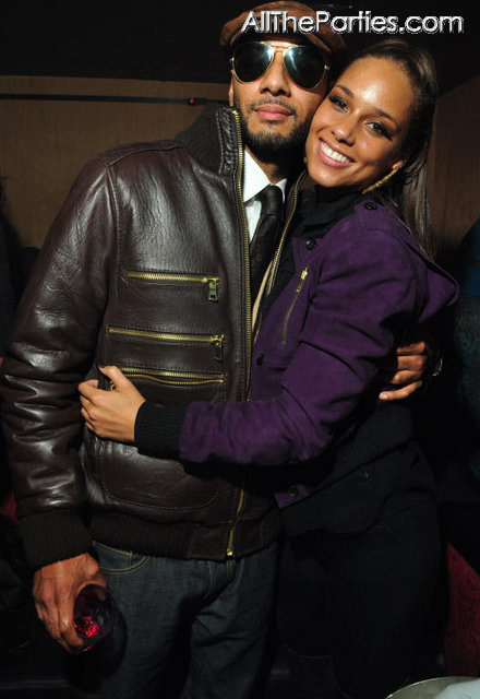 Alicia keys the element of freedom party meet the ex one alicia keys and swizz beatz at m2 element of freedom release party m4hsunfo