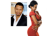Anika Rose and Terrence Howard - Cat on a Hot Tin Roof