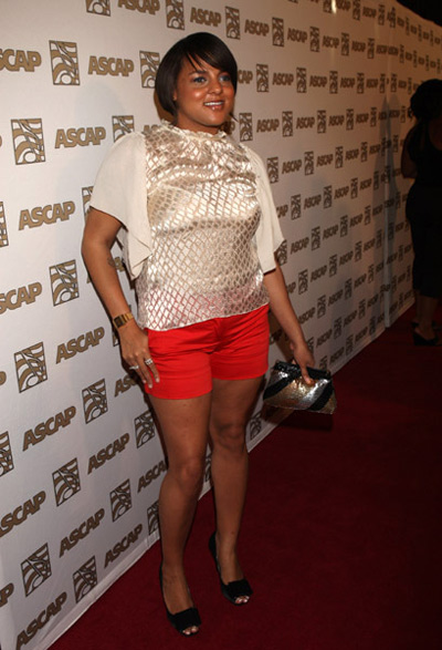 Marsha Ambrosius at ASCAP Rhythm and Soul Awards