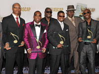 New Edtion at at ASCAP Rhythm and Soul Awards