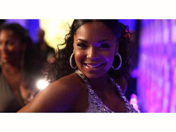 Ashanti Smiling at the VMAs