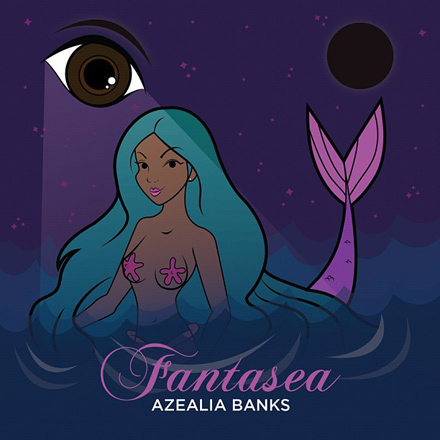 Azealia Banks Fantasea cover