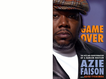 Azie faison game over