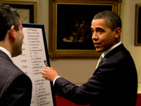Barack Obama makes his NCAA picks