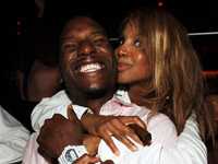 Tyrese and Toni Braxton celebrate Memorial Day at the Bellagio Hotel