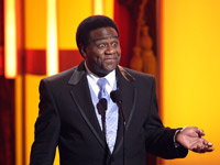 Al Green show his eyes at the BET Awards