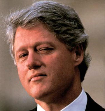 BET's Top 25 Freaks - Bill Clinton