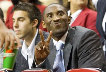 BET's Top 25 Freaks - Kobe Bryant