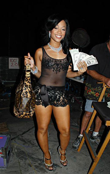 BET's Top 25 Freaks - Trina