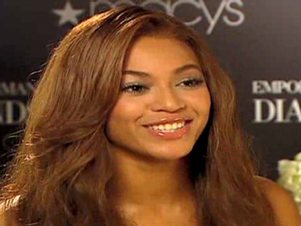 Beyonce Talks About her Fall on CNN