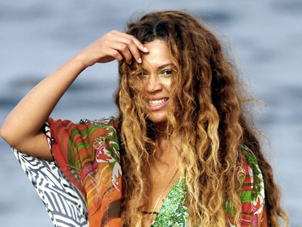 Beyonce - On Vacation in the South of France