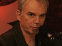 Billy Bob Thornton at the CBC studios