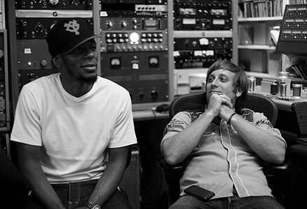 Mos Def and The Black Keys working on Blakroc