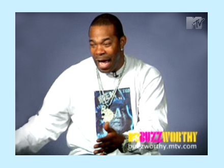 Busta Rhymes talks Fried Chicken with MTV
