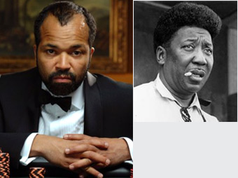 Jeffrey Wright set to play Muddy Waters in Cadillac Records