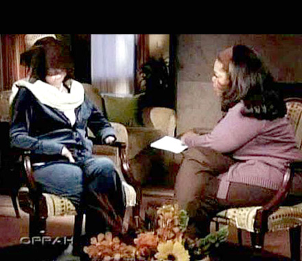 Charla Nash on Oprah