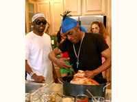 Cookin with Coolio - Deep Fried Turkey