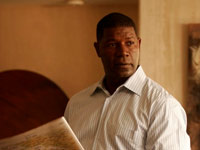 Dennis Haysbert as David Palmer on 24