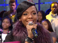 Dawn RIchard on 106 and Park