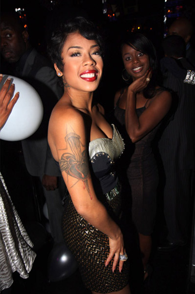 As great as Keyshia Cole looks, you have to wonder how much better she'd