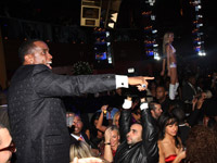 Diddy celebrates his 39th Birthday party at Mansion in NYC