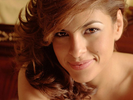 Eva Mendes Beautiful Picture