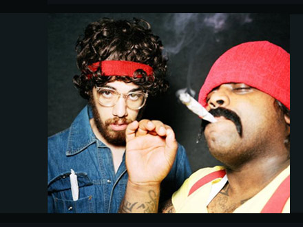 Gnarls Barkley - smoke in the air