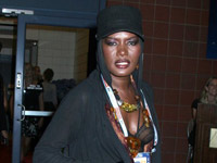 Grace Jones is back