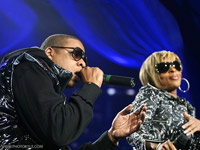 Jay-Z and Mary J. Blige - The Heart of the City tour
