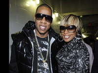 The Heart of the City tour - Jay-Z and Mary J. Blige