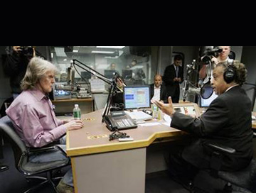 Don Imus and Al Sharpton