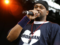 Ghostface Repping Iron Man since day one