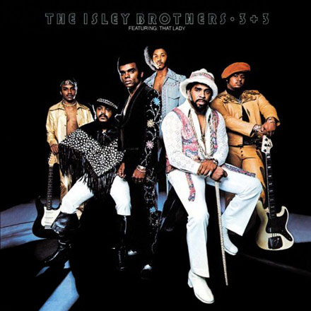 Isley Brothers 3+3 album cover