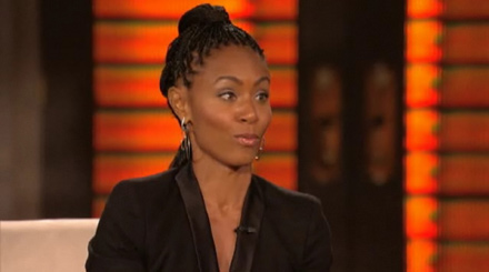 Jada Pinkett-Smith on The George Lopez Show