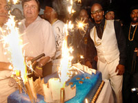 Jamie Foxx 40th Birthday Party