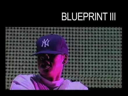Album Jay Z The Blueprint 3. Jay-Z Previews Blueprint 3