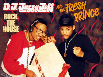 Dj Jazzy Jeff and The Fresh Prince - Rock the House