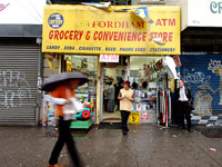 The Bronx liquor store that spit out Jimmy Groves megamillion winning ticket