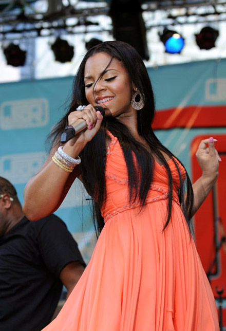 J&R Music World MusicFest 2008 - Ashanti