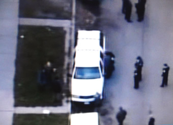 SUV found on west side of Chicago - julian king?