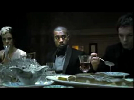 Kanye West - Flashing Lights 3