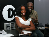 Kelly Rowland on 1Xtra Breakfast Show with Trevor