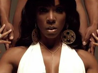 Kelly Rowland in Lay it On Me video