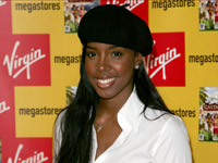 Kelly Rowland Signs Sims 2 Virgin UK