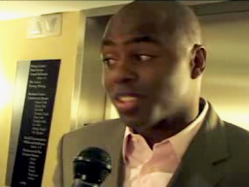 Kevin Frazier - Outside 2007 BET Awards Press Conference