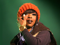 Laurn Hill Orange Hat